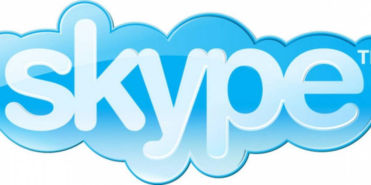 Skype sufre caída mundial