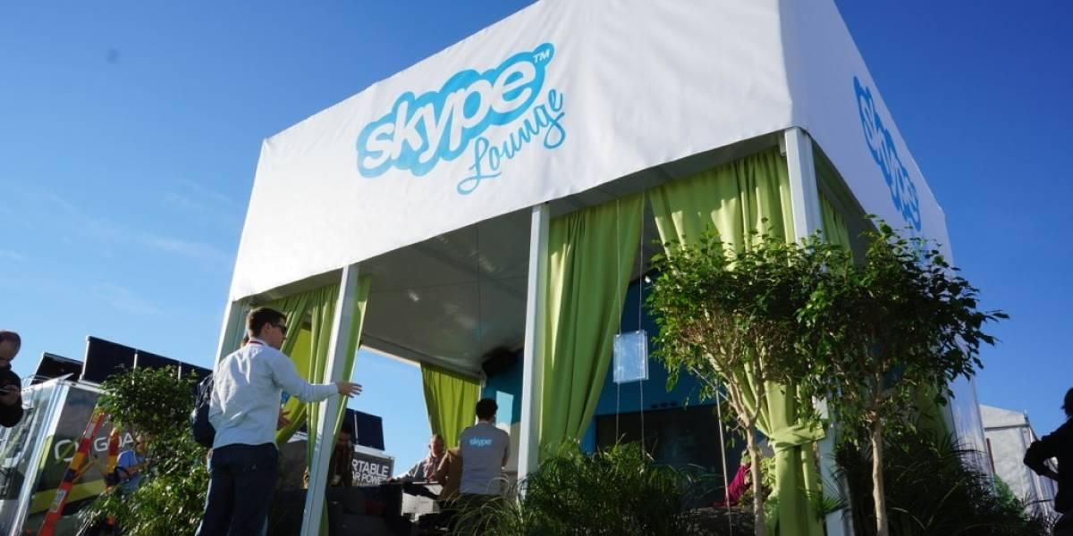 Skype está desarrollando videollamadas en 3D