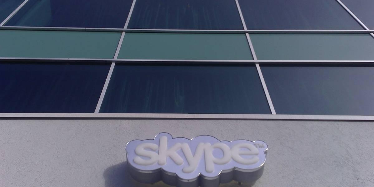 Skype se puede usar ahora desde Outlook.com en todo el mundo