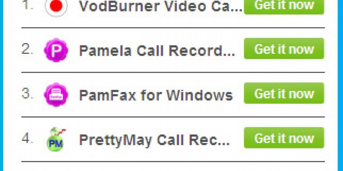 Skype también lanza una app store