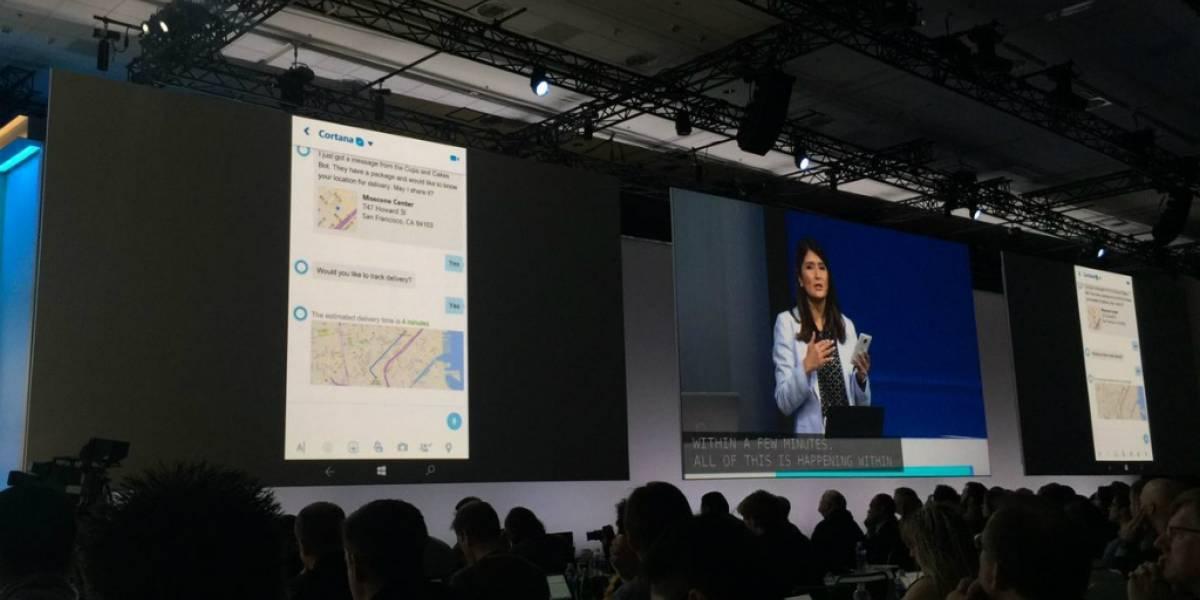 Skype integrará a Cortana y bots en las conversaciones