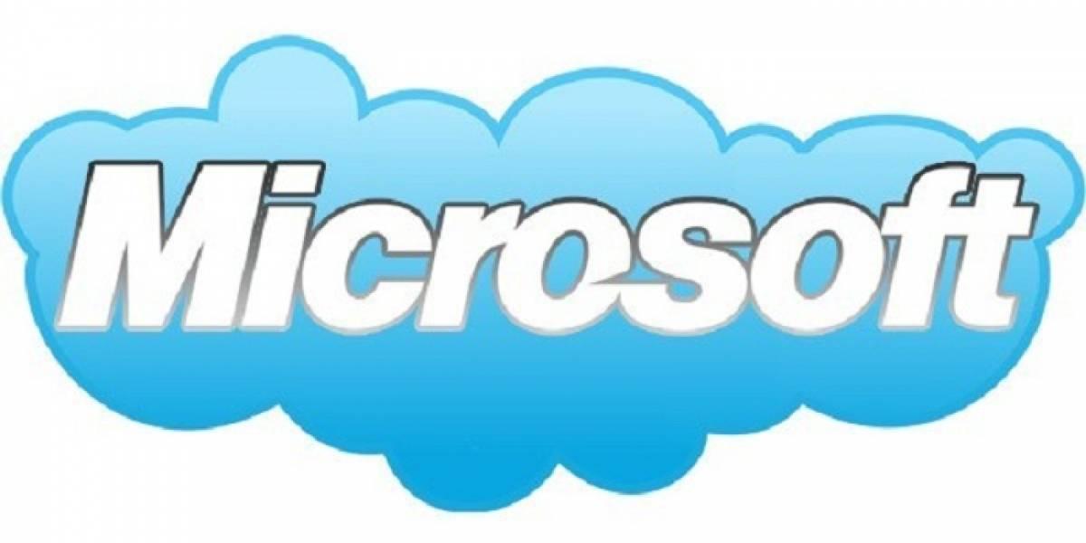 Skype ya es oficialmente una división de Microsoft