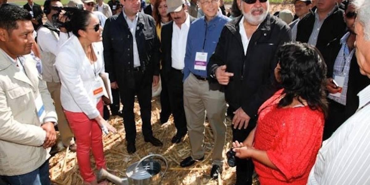 México: Carlos Slim y Bill Gates inauguran nuevo Centro Biocientífico en EdoMex