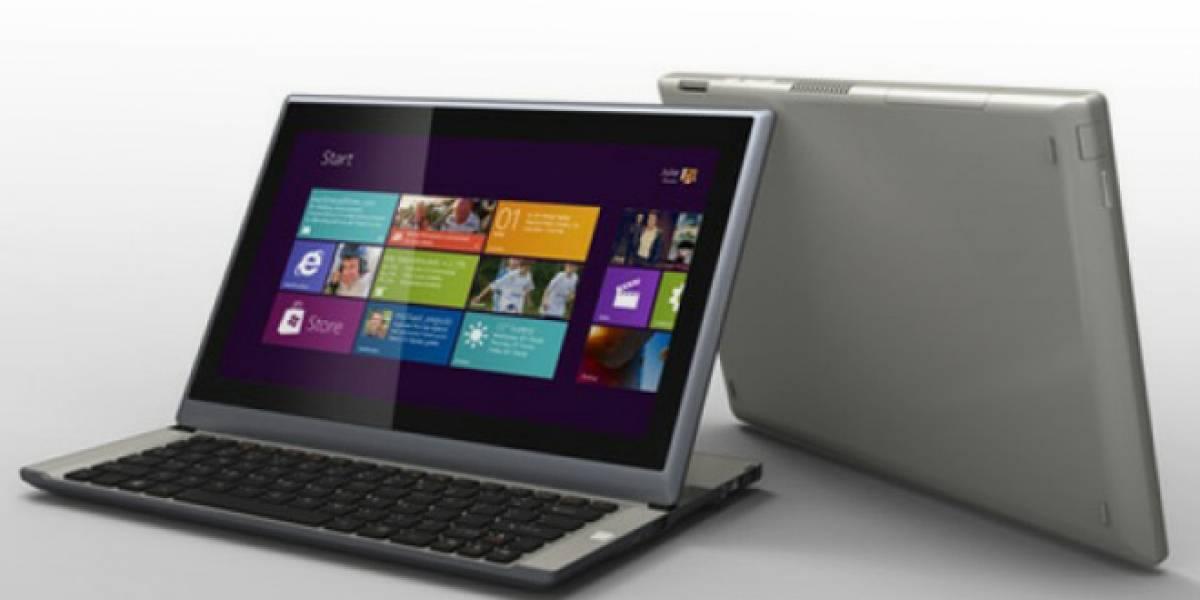 PC híbrido MSI Slider S20 será vendido el mes de octubre por hasta USD$800