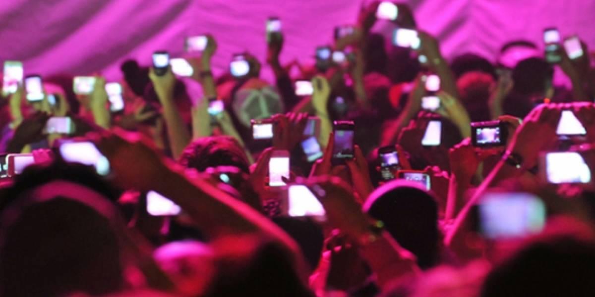 Banda de rock pide a sus fans que no utilicen cámaras ni teléfonos en los conciertos