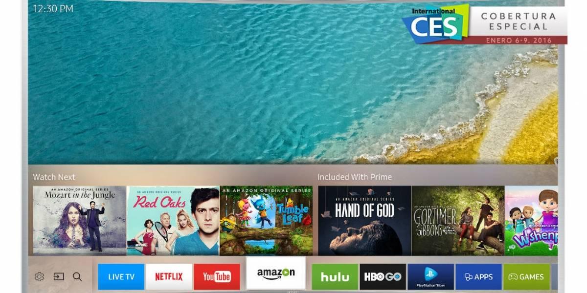 Nueva línea de televisores Samsung se enfocará en el Internet de las Cosas #CES2016
