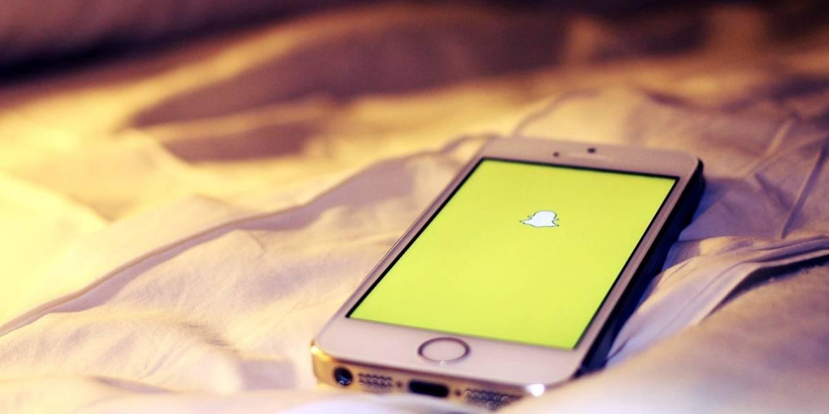 Snapchat va contra las aplicaciones de terceros que usan su servicio