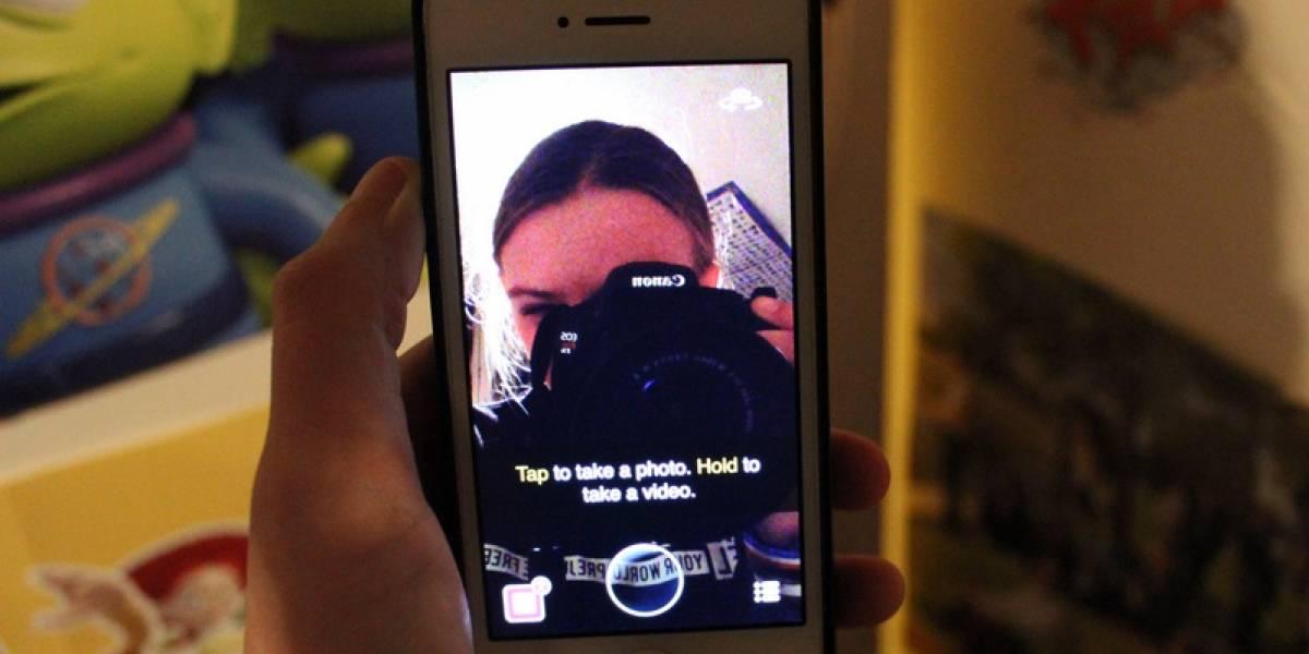 Snapchat se actualiza y semi-disculpa