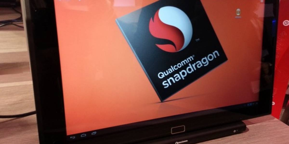 Qualcomm anuncia que el Snapdragon 800 soportará Windows RT 8.1