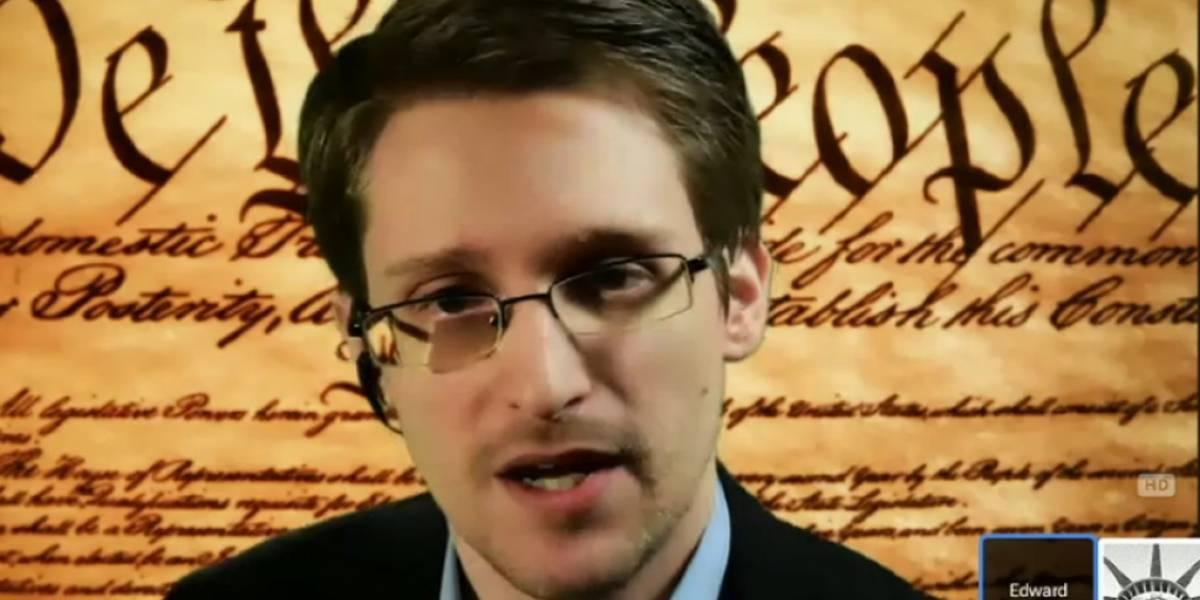 Snowden llama a implementar y mejorar los sistemas de cifrado