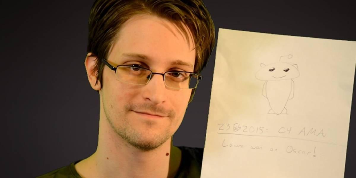 Snowden, Poitras y Greenwald realizan AMA en Reddit sobre Citizenfour