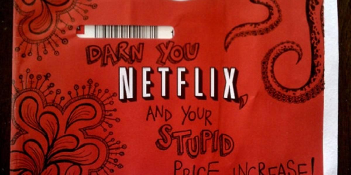 Netflix perdió 800.000 clientes en Estados Unidos durante el último trimestre