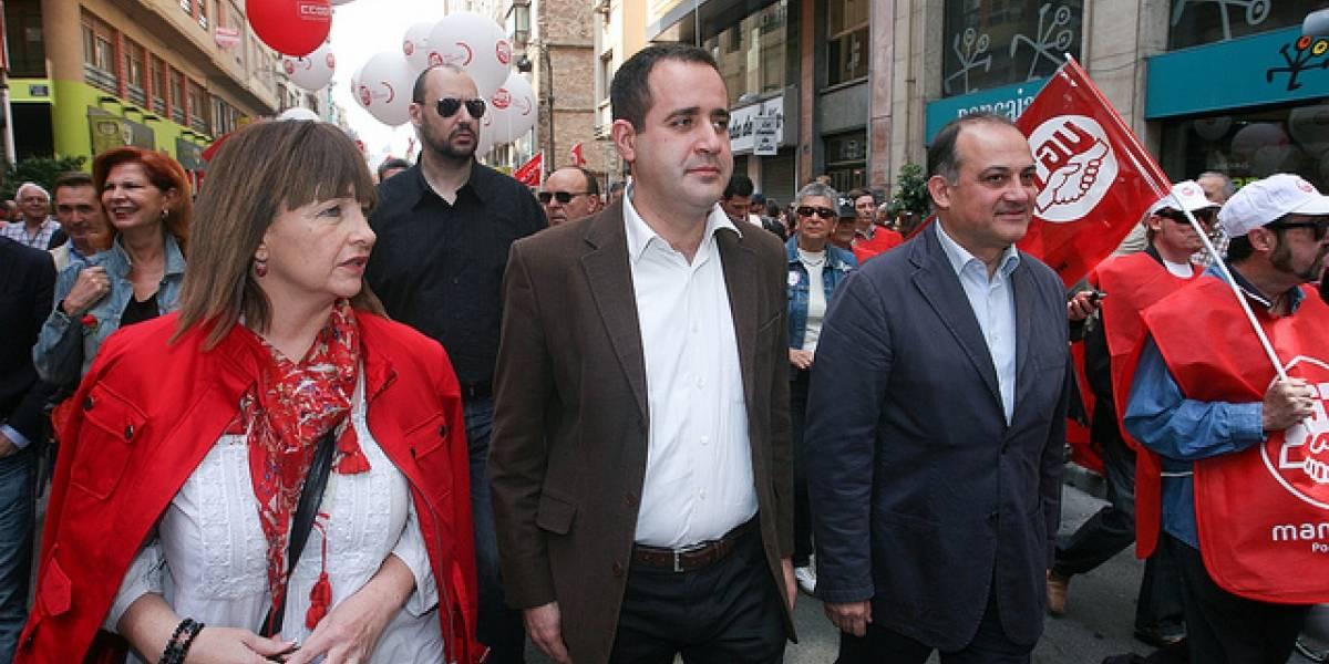 España: Líderes sindicales creen que las manifestaciones en Internet restan asistencia a las tradicionales