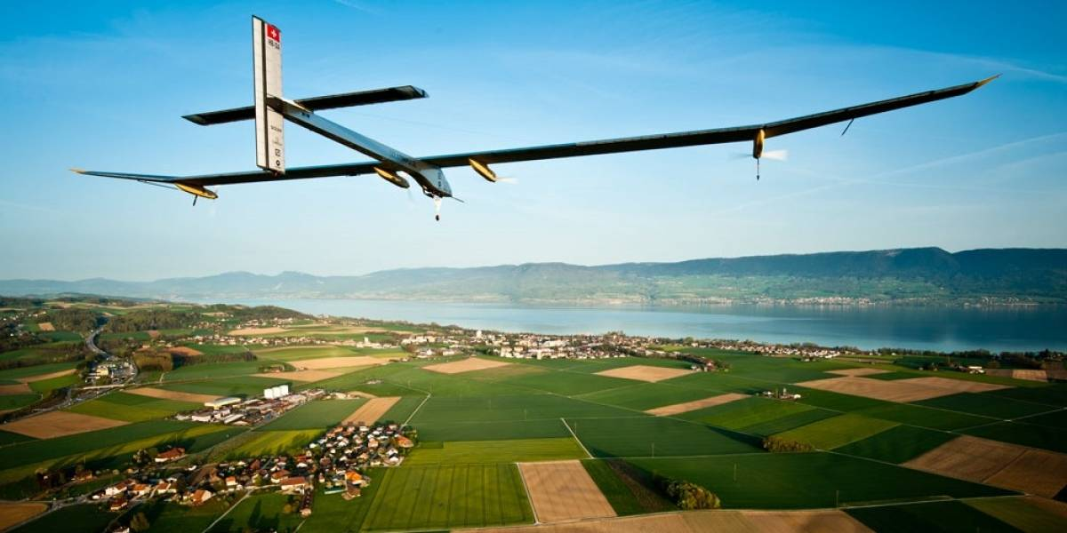 Solar Impulse completó su primer vuelo intercontinental