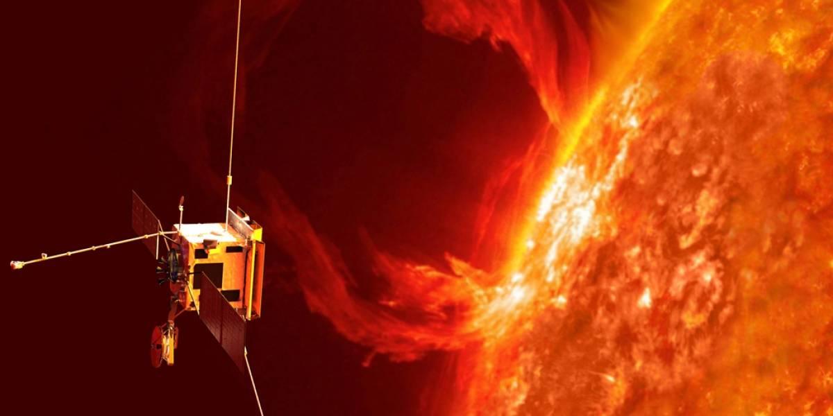 Pintura prehistórica protegerá a sonda europea del Sol