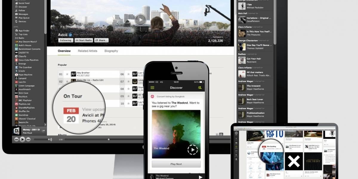 Spotify lanza sitio web para explicar a los artistas su modelo de negocios