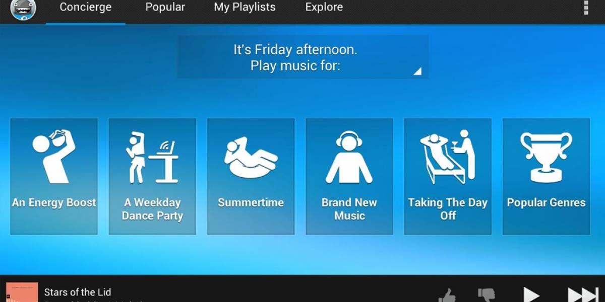 Google compra el servicio de música por streaming Songza