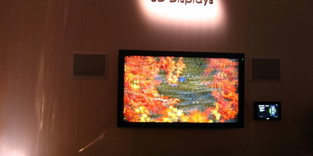 Sony: El 50% de los televisores fabricados el 2014 soportarán 3D