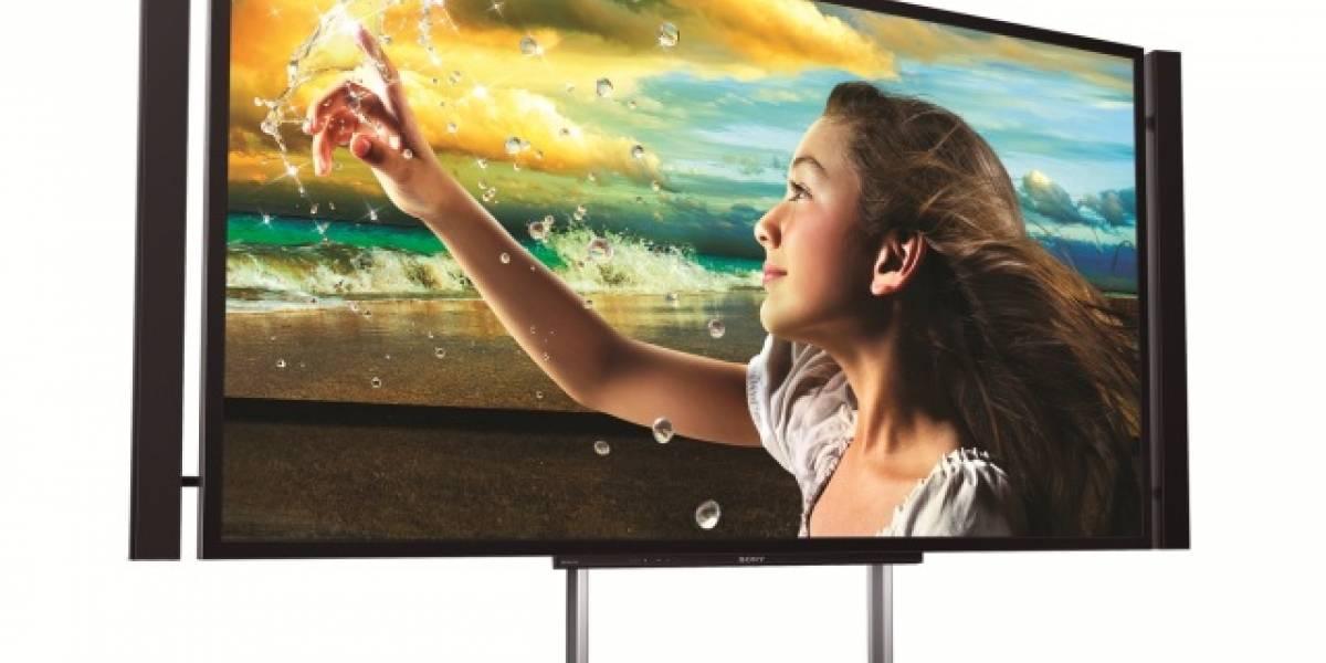 Sony presentó en Argentina la primera TV 4K de 84 pulgadas