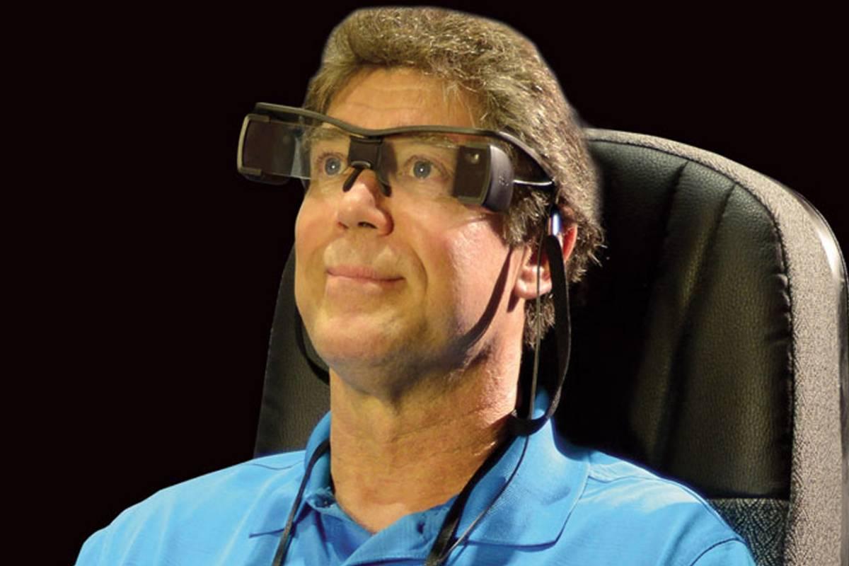 Debutan lentes de realidad aumentada que le ponen subtítulos a las películas en el cine