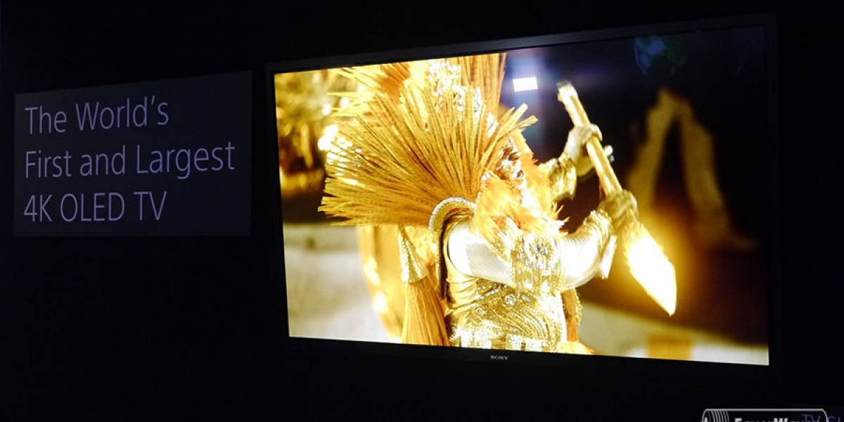 Sony y Panasonic cancelan acuerdo para fabricar televisores OLED