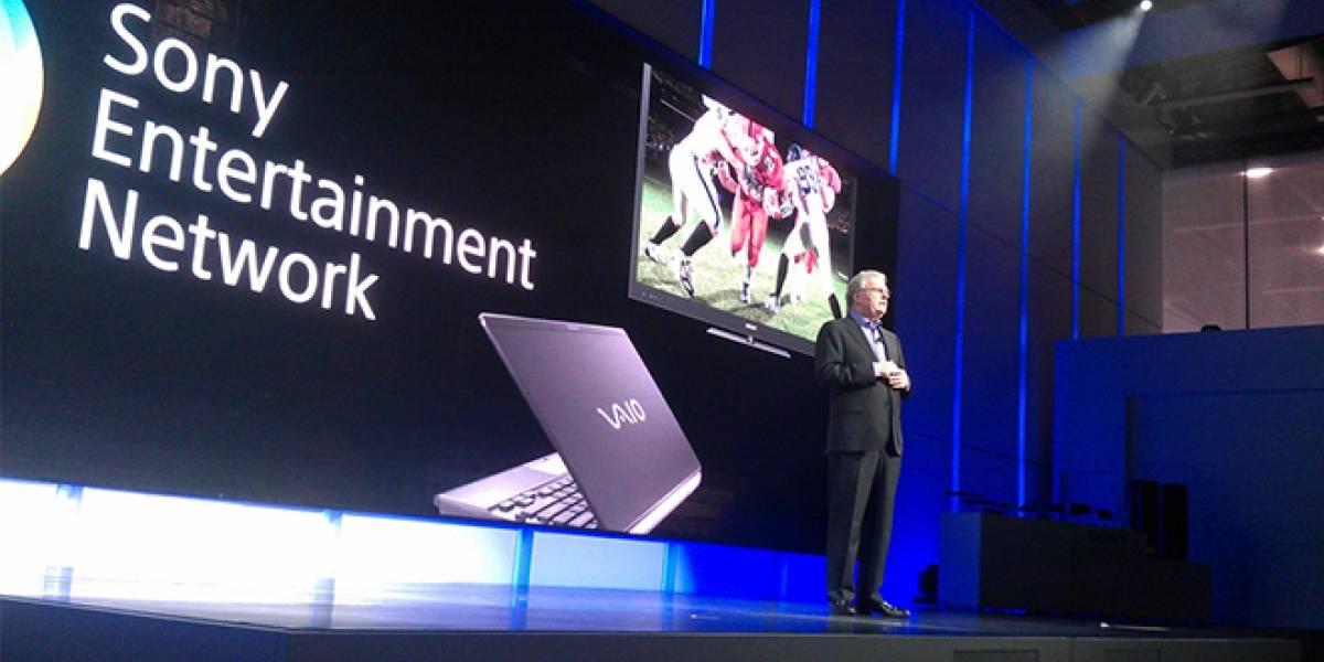 Sony rechaza vender el 20% de su negocio de entretenimiento