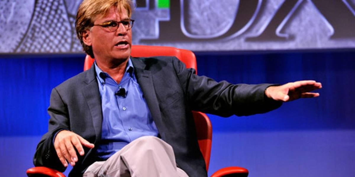 Aaron Sorkin habla sobre Steve Jobs y la tecnología en su trabajo al escribir películas