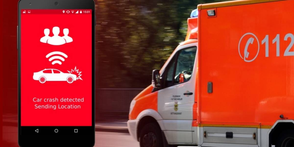 SOSmart, la app que podría salvar tu vida en un accidente de tránsito