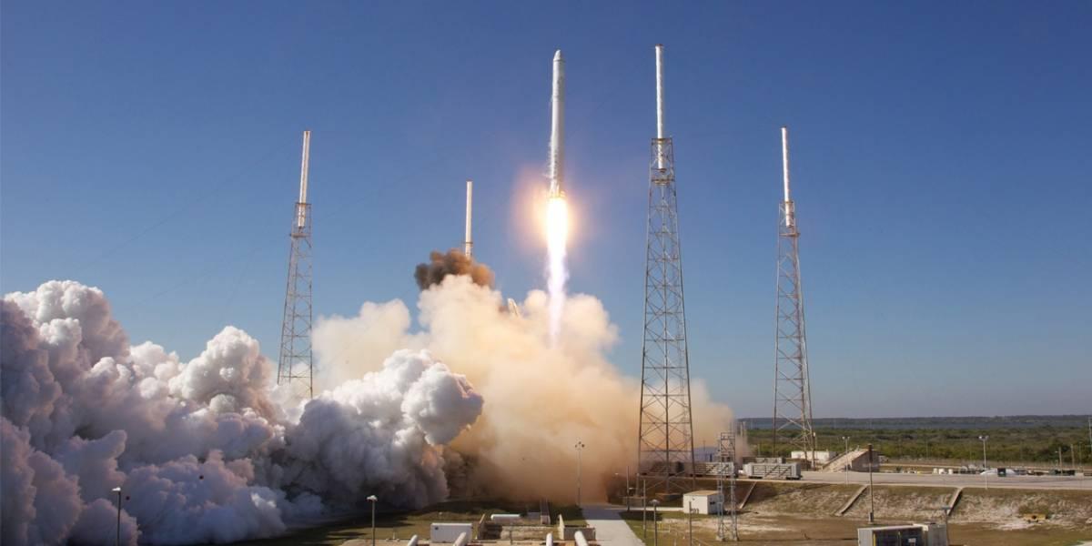 SpaceX se prepara para lanzar satélites al espacio