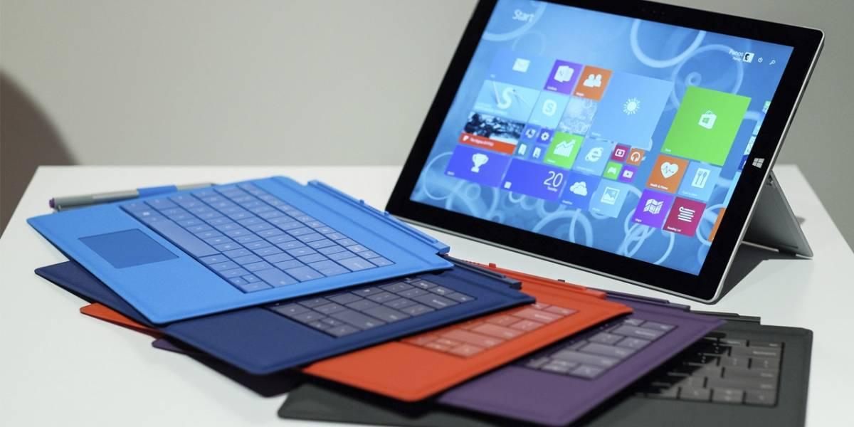 Surface Pro 3 llega a España y a 24 nuevos mercados alrededor del mundo