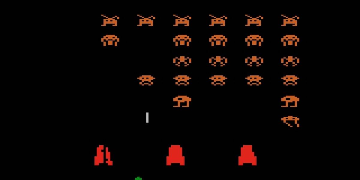 Habrá una película de Space Invaders