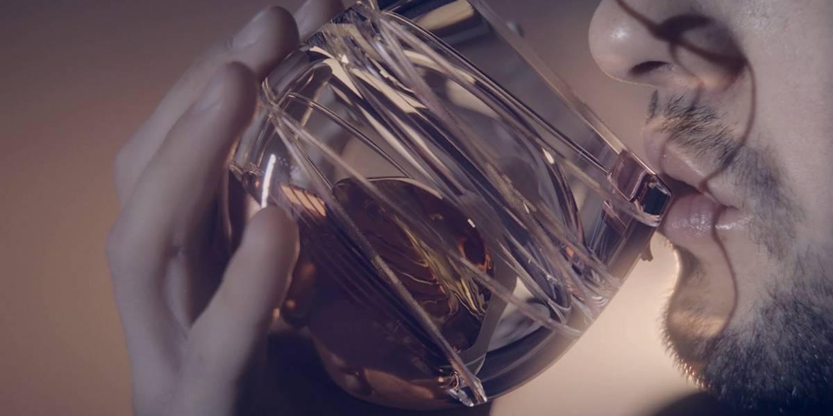 ¿A qué sabe el whisky espacial?