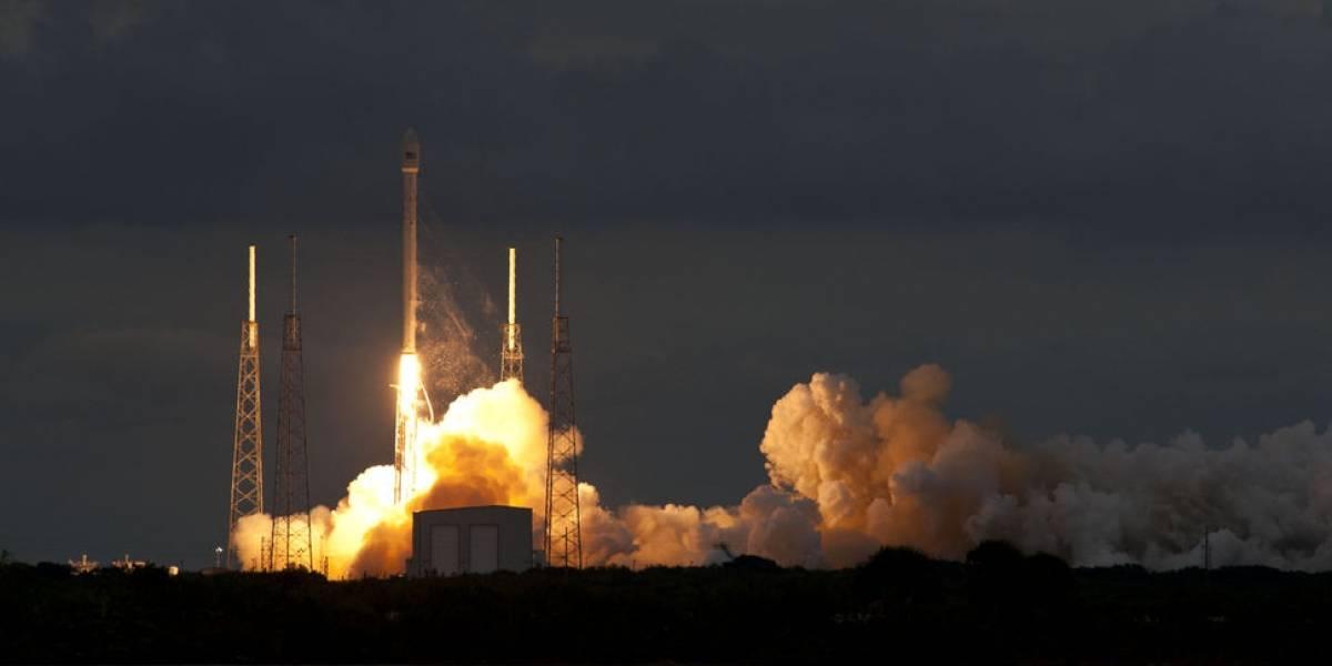 SpaceX le pondrá piernas a un cohete para que pueda aterrizar