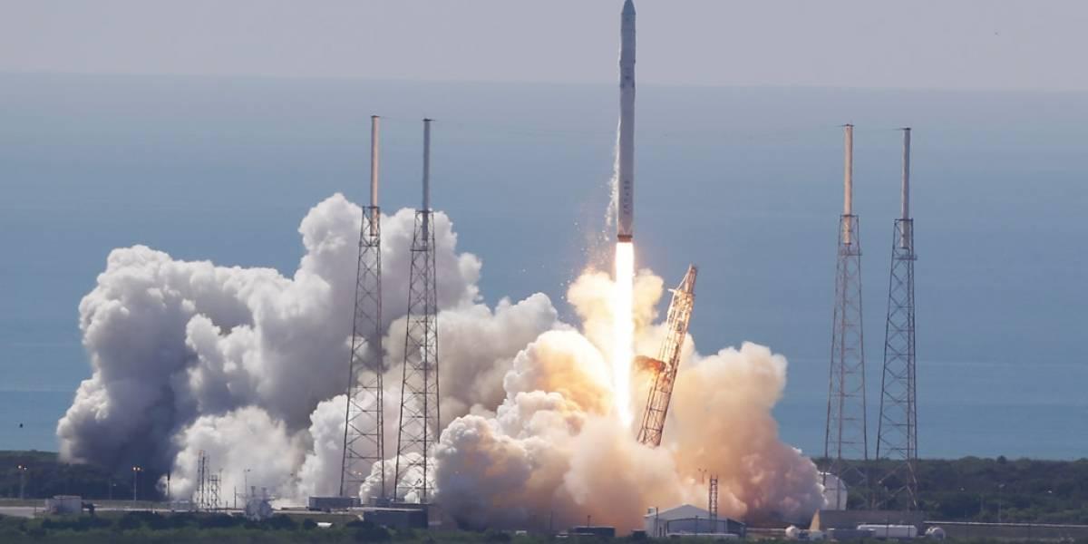 Así sucedió la explosión del Falcon 9 de SpaceX
