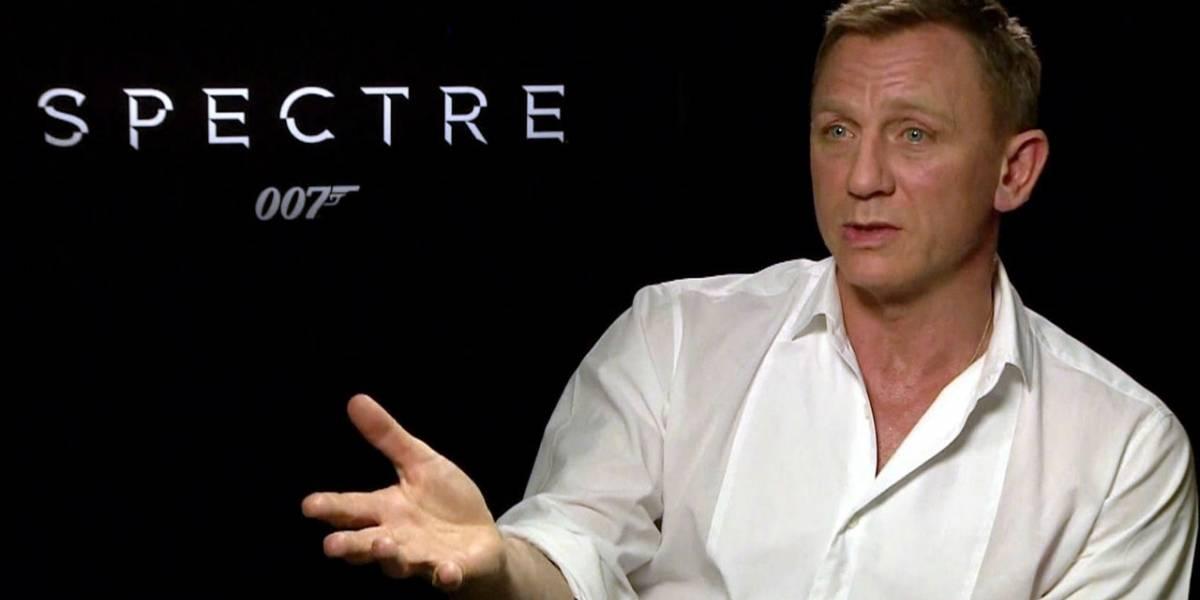 Daniel Craig prefiere cortarse las muñecas antes que hacer otra película de James Bond