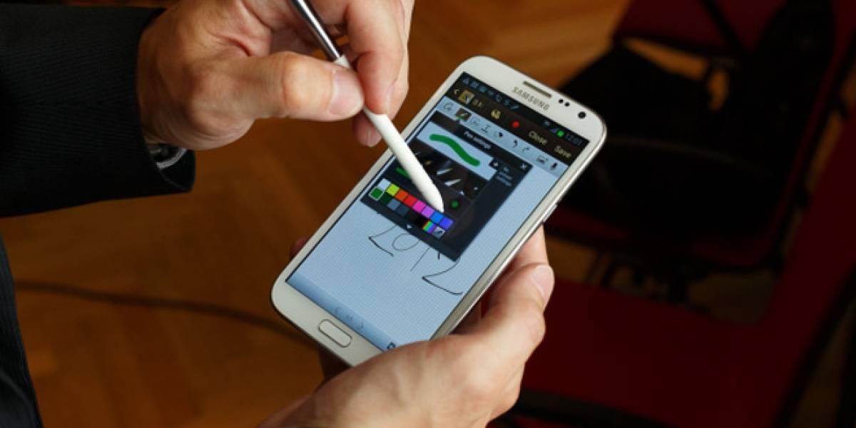 Samsung adquiere el 5% de Wacom