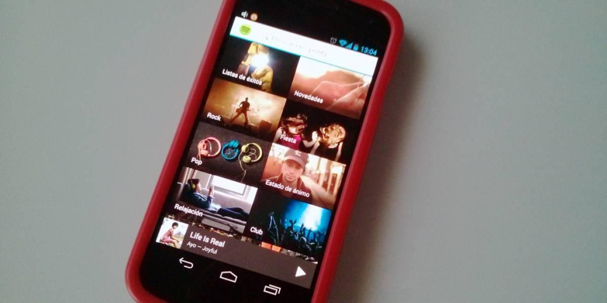 Spotify está disponible en Latinoamérica desde hoy