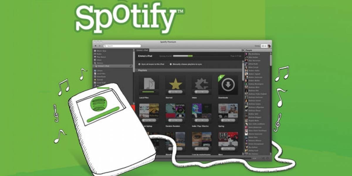 Spotify acaba en España con el límite de cinco reproducciones por canción