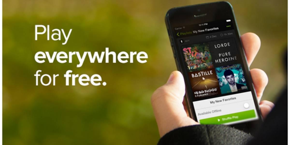 Spotify podría estar en problemas gracias a la avariciosa industria musical [Actualizado]