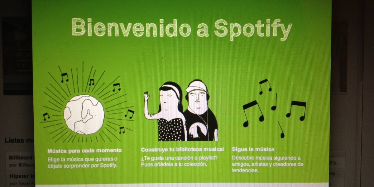 Spotify, ¿Una nueva oportunidad para la industria local?