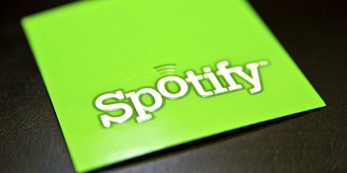 Artistas podrán vender merchandising a través de Spotify sin pagar comisión