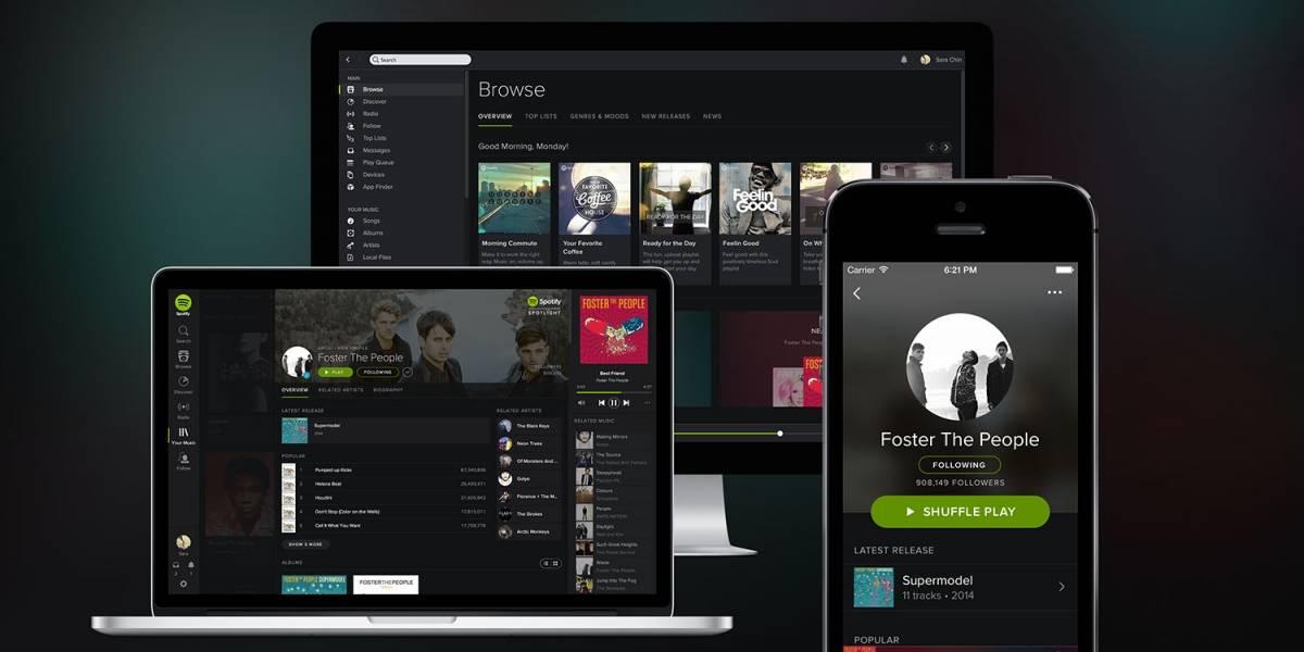 Spotify ofrece tres meses de suscripción Premium a precio reducido