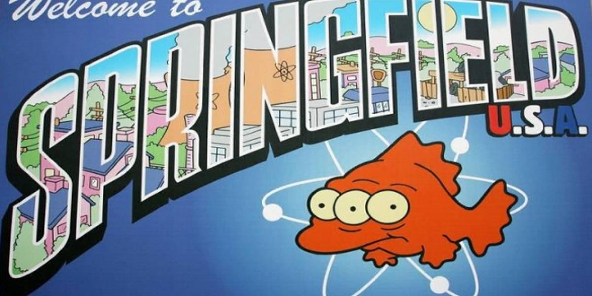 Matt Groening por fin reveló la ubicación geográfica de Springfield
