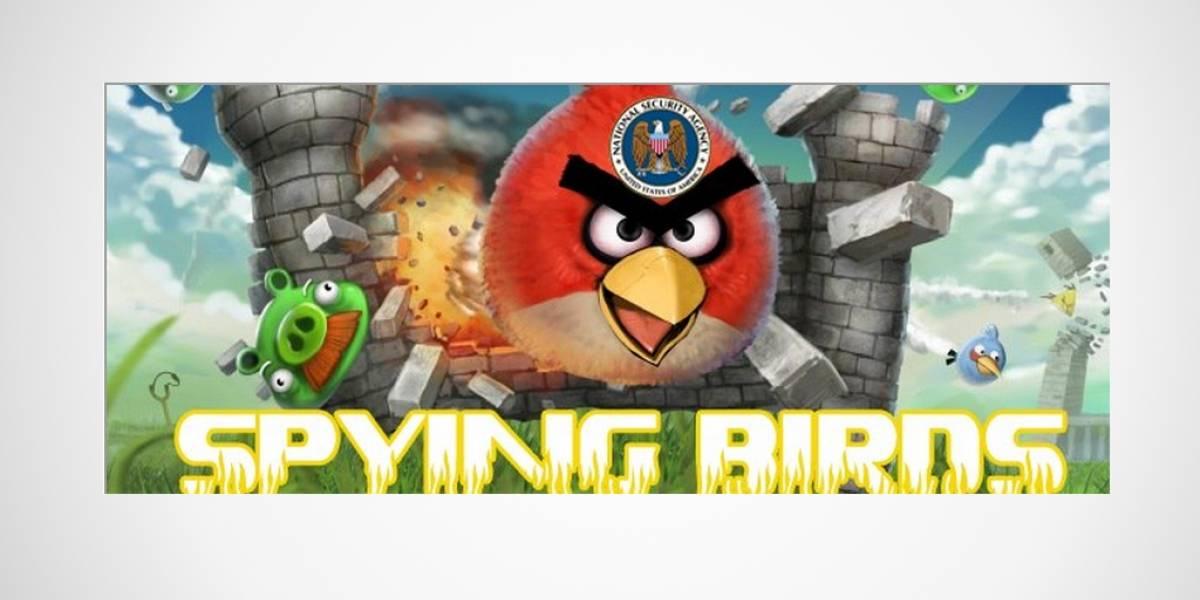 Hackean el sitio de Angry Birds tras filtración de espionaje de la NSA