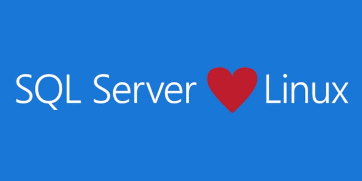 Microsoft SQL Server ahora disponible para Linux