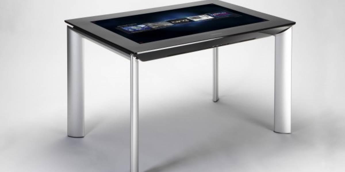 Nueva Microsoft Surface 2.0 llegará en enero del próximo año