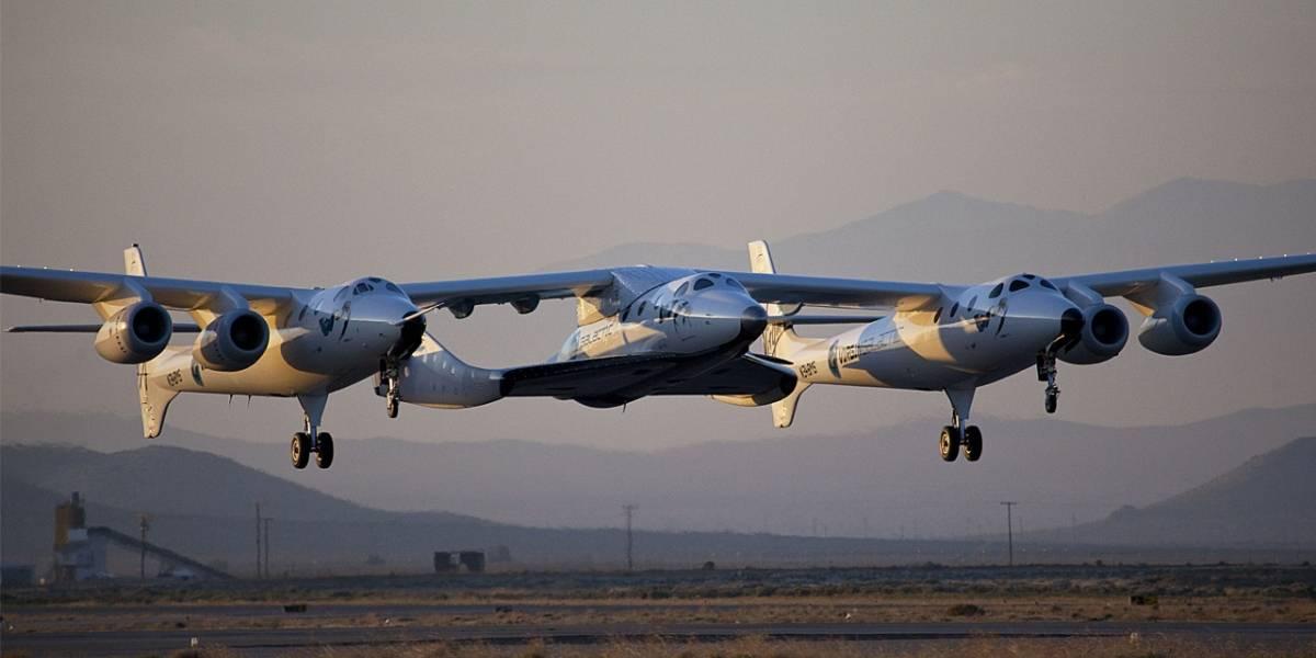 Nave de Virgin Galactic se estrella en vuelo de pruebas