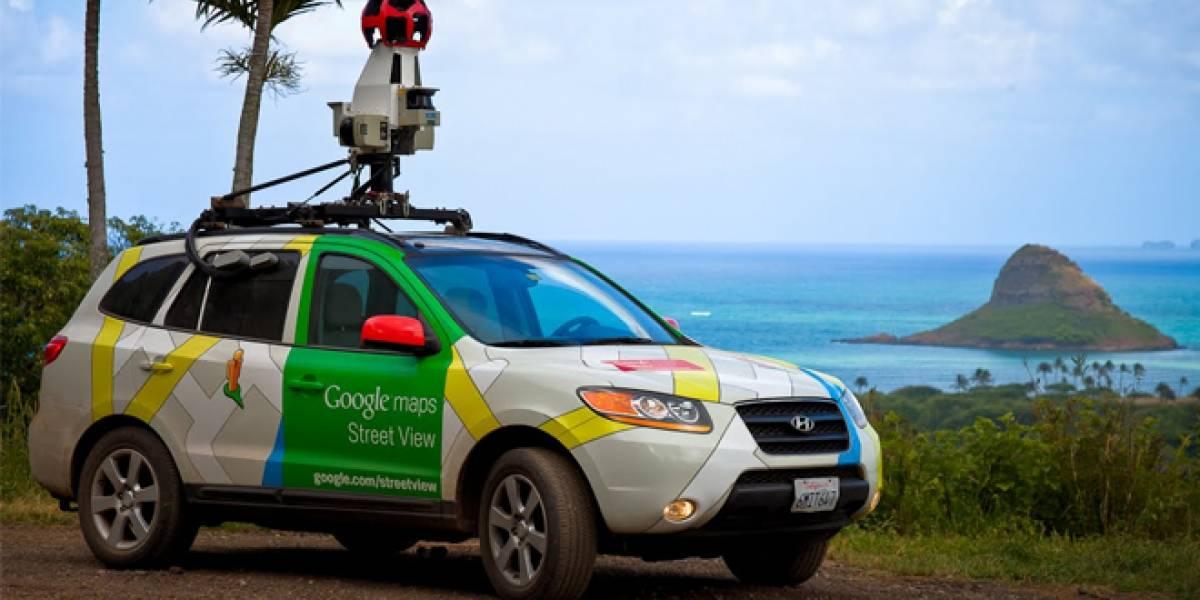 Imperdible: Recorrido en primera persona y cámara rápida utilizando Street View