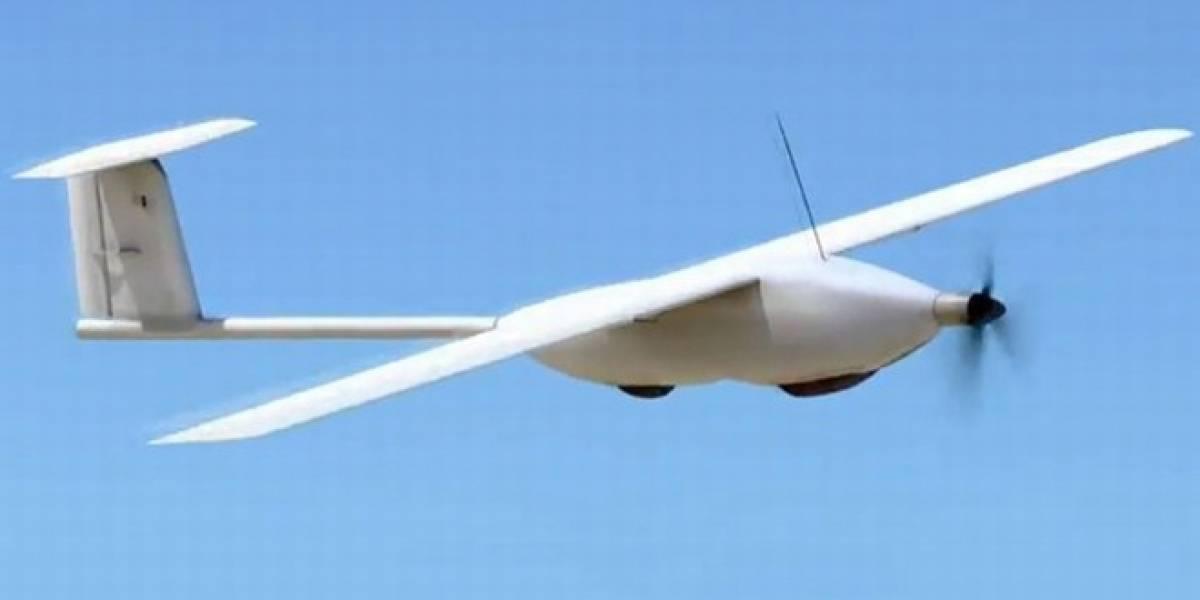 El Stalker UAS completa su primer vuelo alimentado a través de rayo láser