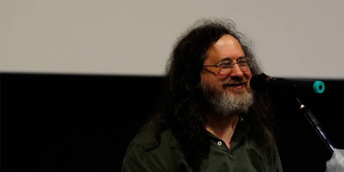 Richard Stallman llama nuevamente a eliminar las patentes de software